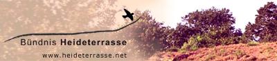 Banner kurz Heideterrasse