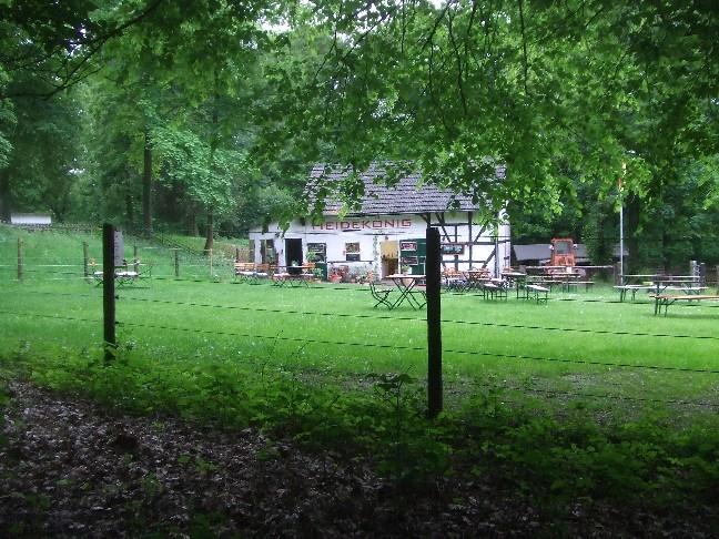 Forsthaus Telegraph mit Waldwirtschaft Heidekönig