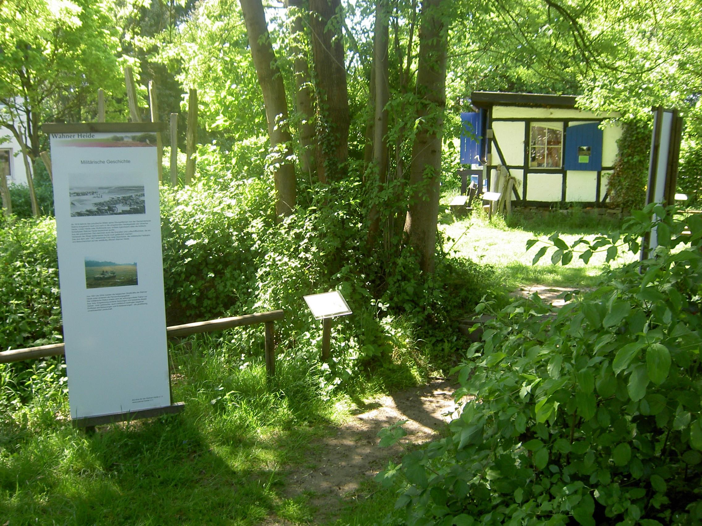 Infozentrum Wahner Heide