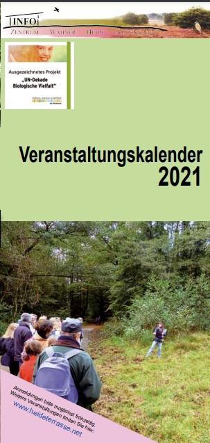 Heideterrassenveranstaltungen in 2021