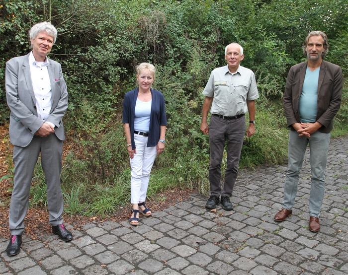 Harald Rau, Simone Baum, Kay Boenig, Holger Sticht