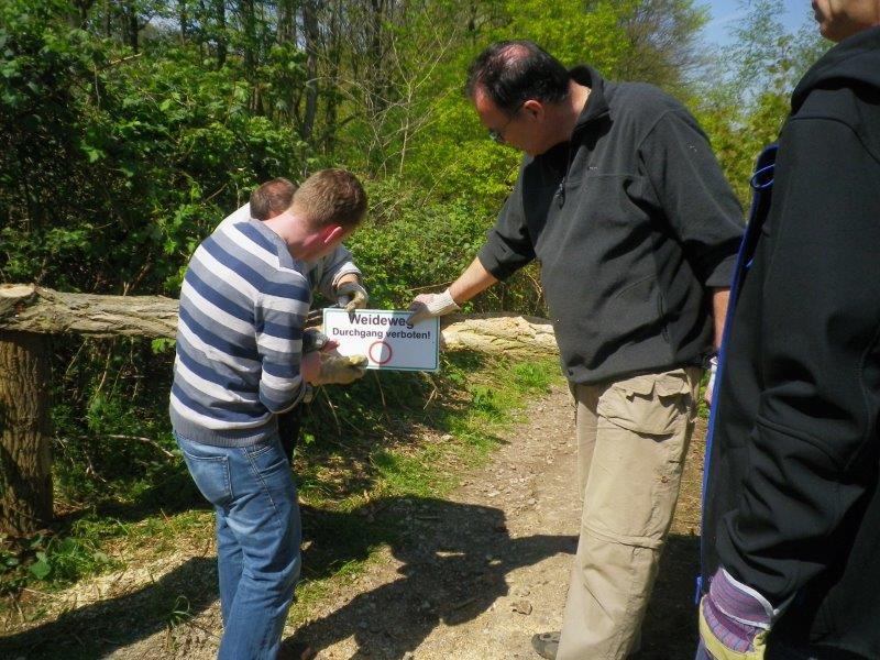 Wie werden neue Mitbewohner in der Heide entdeckt?