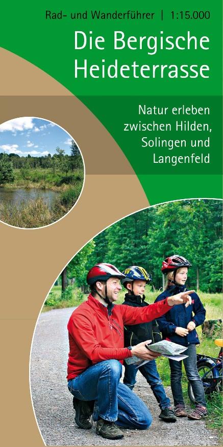 Bild: Rad- und Wanderführer Bergische Heideterrasse