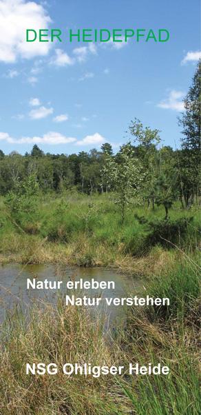 Bild: Heidepfad Ohligser Heide