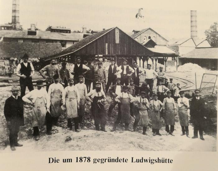 Ludwigshütte 1878